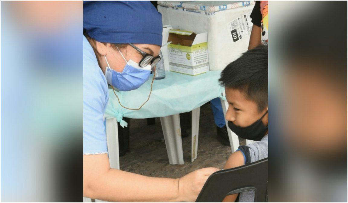 Vacunación a menores de 3 a 11 años: estos son los centros habilitados