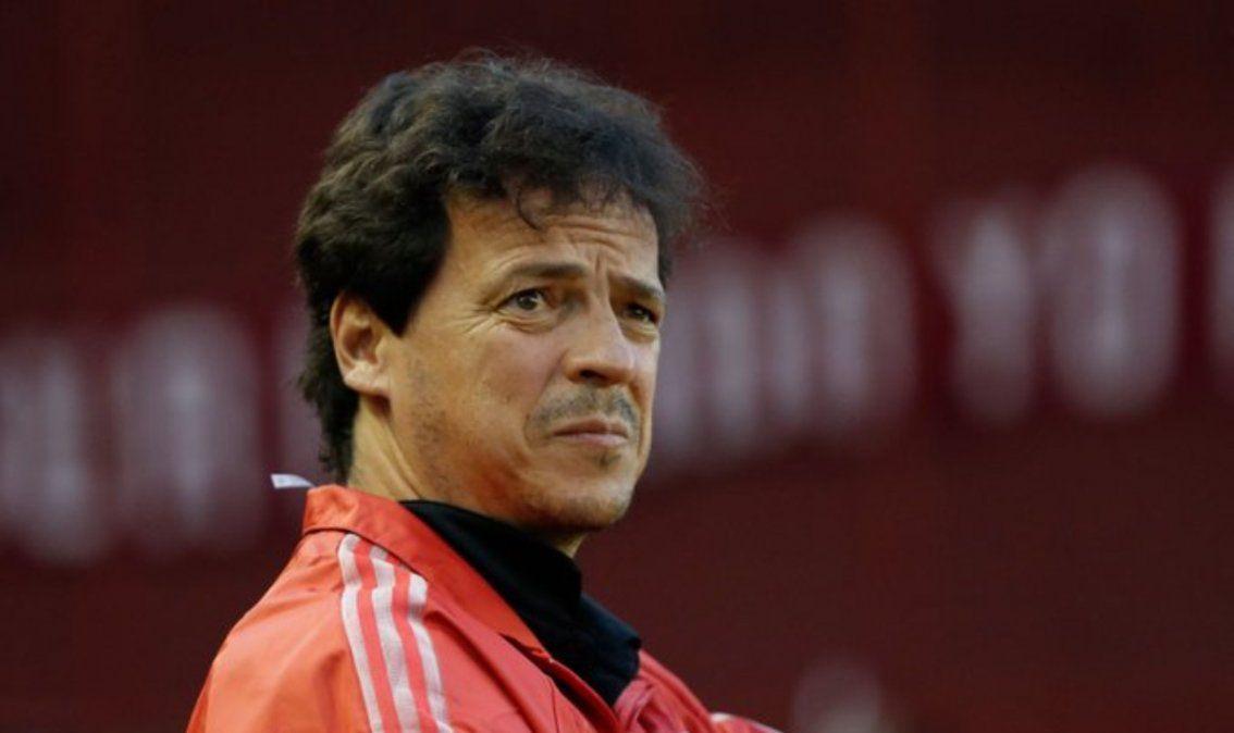 Santos, con nuevo entrenador para enfrentar a Boca