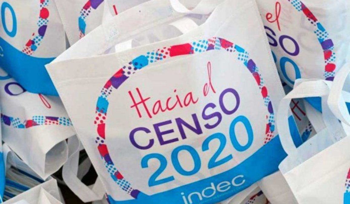 Postergan el Censo nacional para después que termine la pandemia