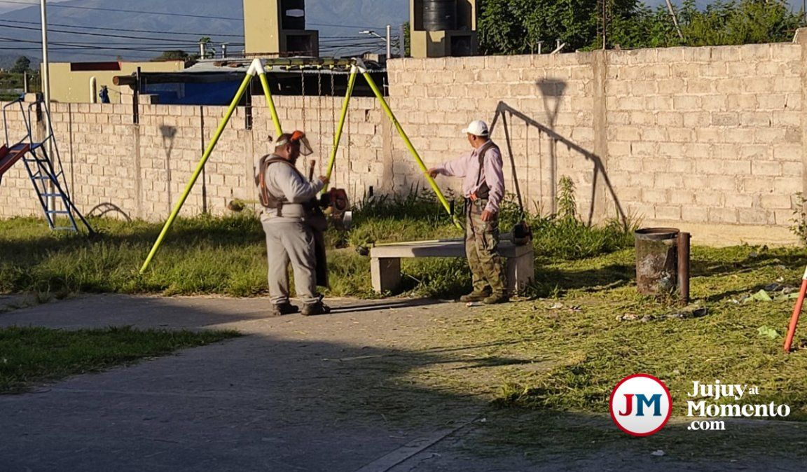 Vecinos de Alto Comedero siguen autogestionándose: el municipio no viene nunca