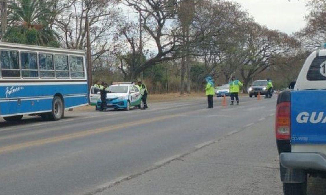 Un hombre murió atropellado por un colectivo