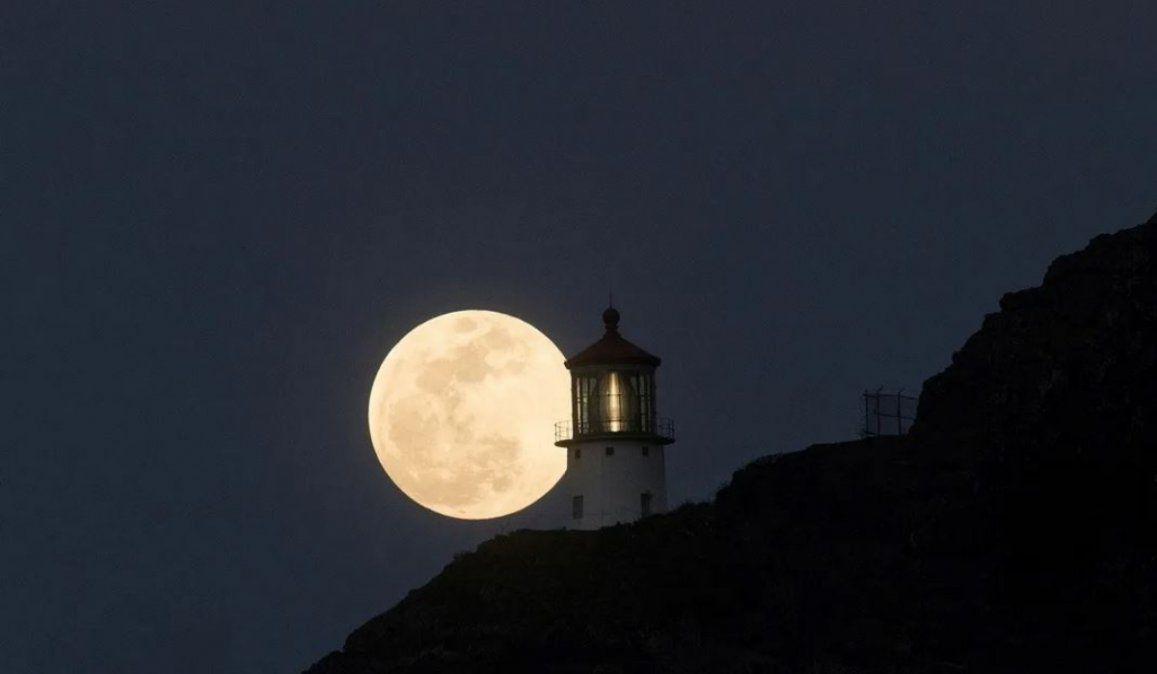 Las mejores imágenes que nos dejó la Superluna