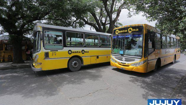 Transporte: UTA Jujuy espera que este mes no se repita el conflicto