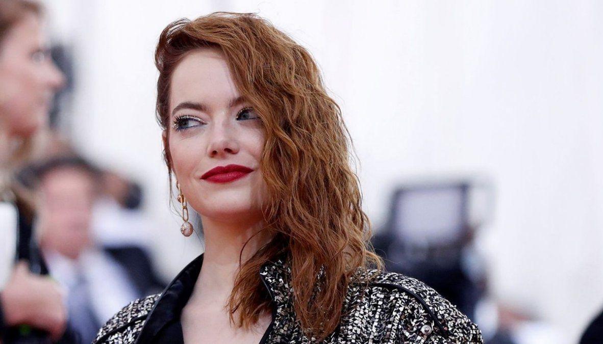Lanzaron las primeras imágenes de Cruella de Vil: la impactante transformación de Emma Stone