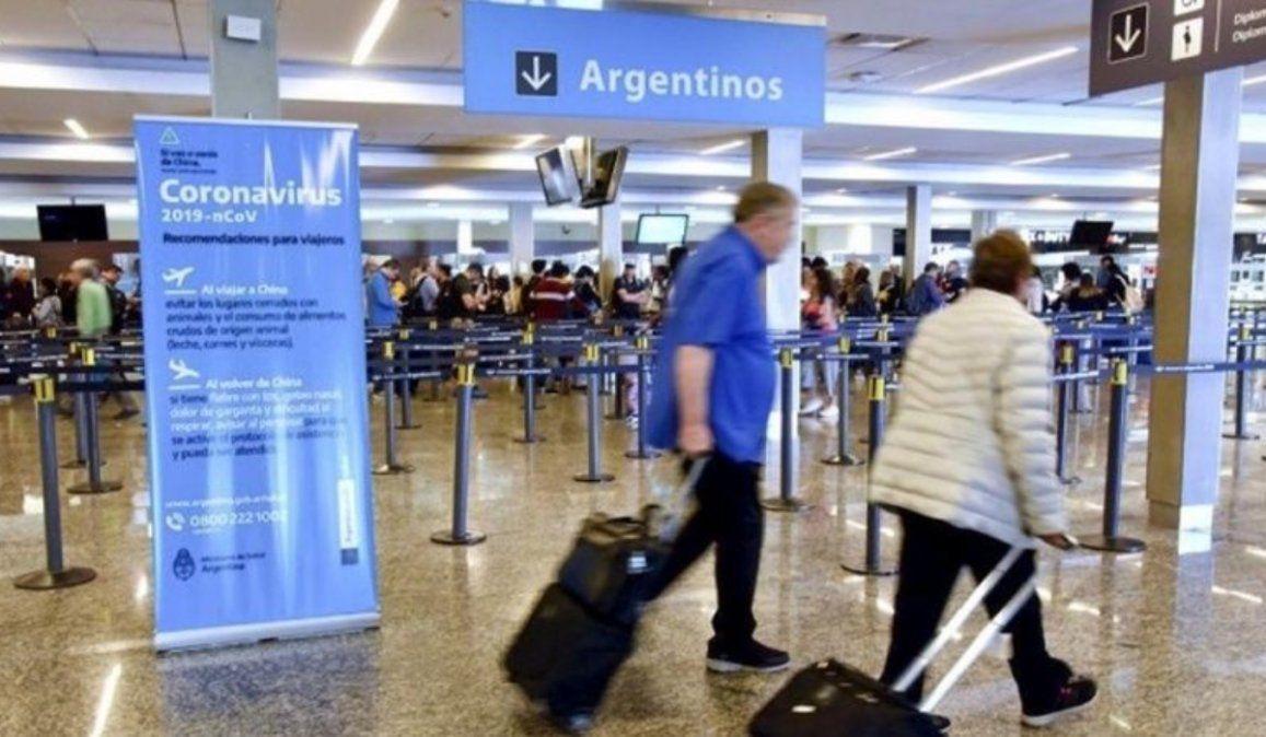 Científicos piden cierre transitorio de fronteras con Brasil y controles estrictos