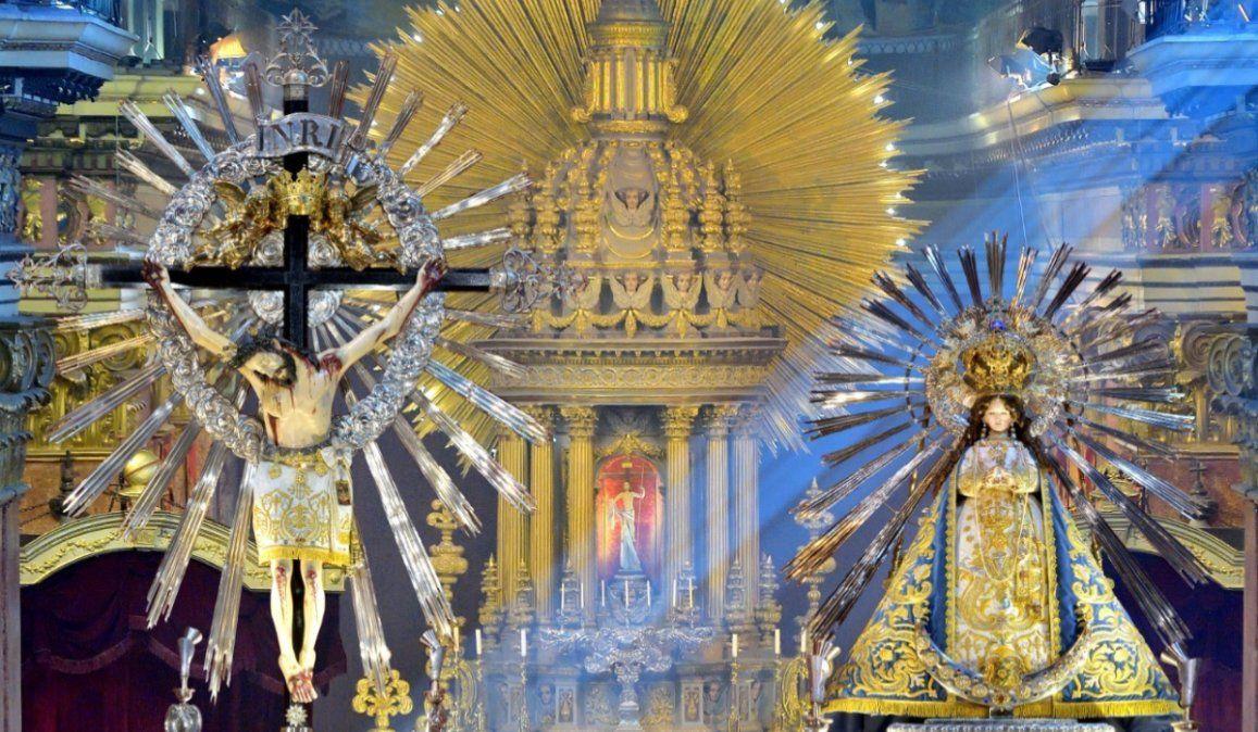 Salta celebra la tradicional Procesión del Milagro