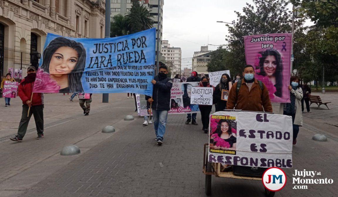 A 10 meses del femicidio de Iara Rueda: Seguimos esperando que la justicia trabaje