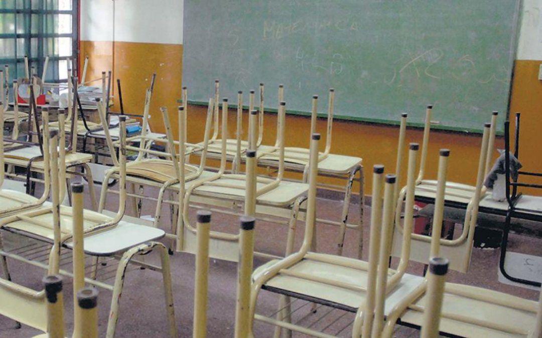 Una directora sobre la Educación: El alumno que no esté preparado va a quedar excluido del sistema