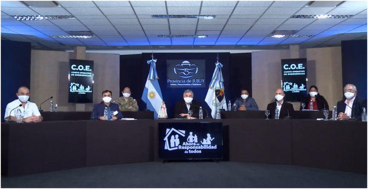 Confirman la circulación comunitaria en Jujuy: Se extiende la cuarentena estricta 7 días más