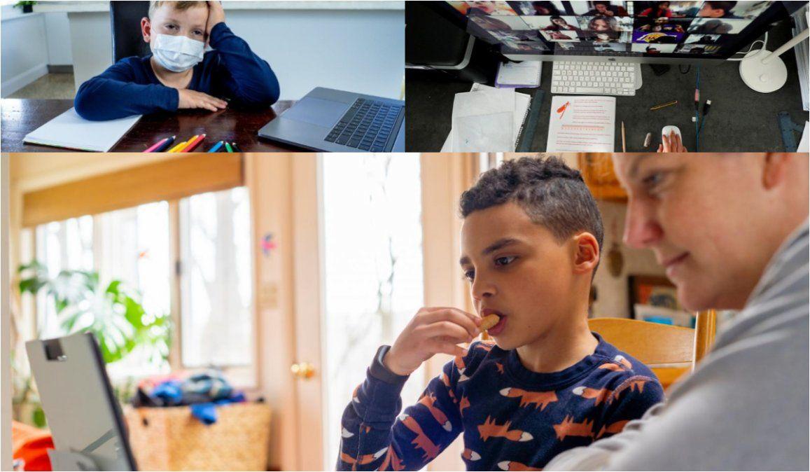 Educación en pandemia: cuatro de cada diez alumnos necesitan ayuda para hacer los deberes