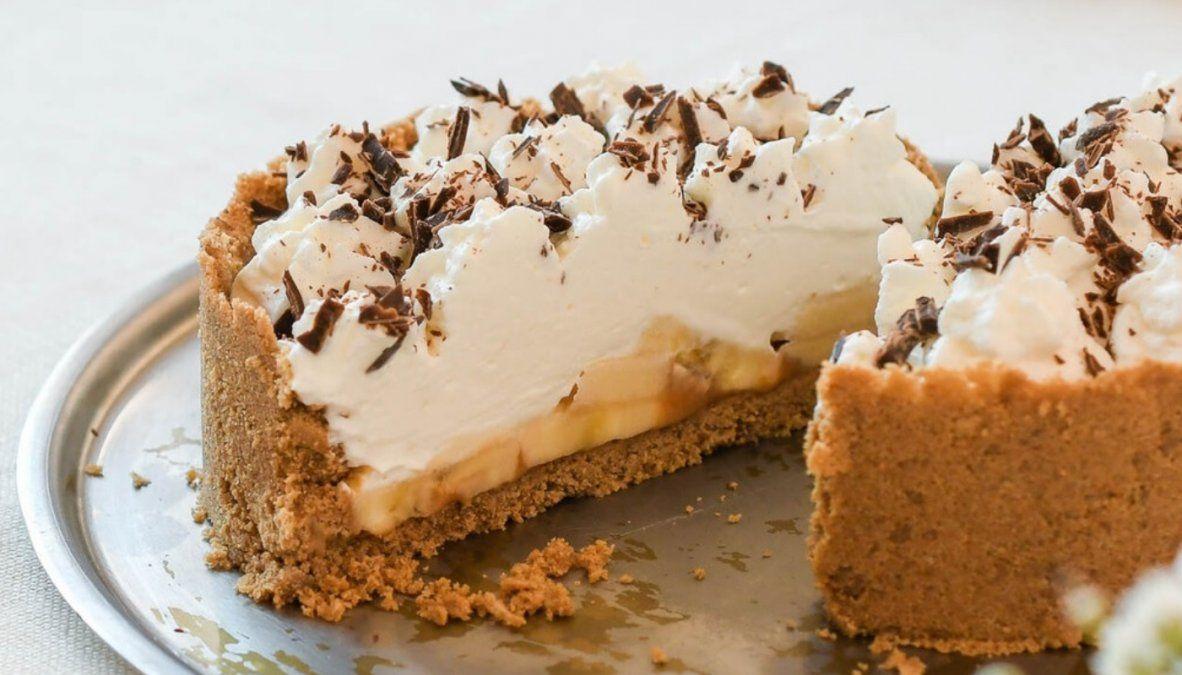 Torta Toffee: la receta de Damián Betular para un postre a puro dulce de leche