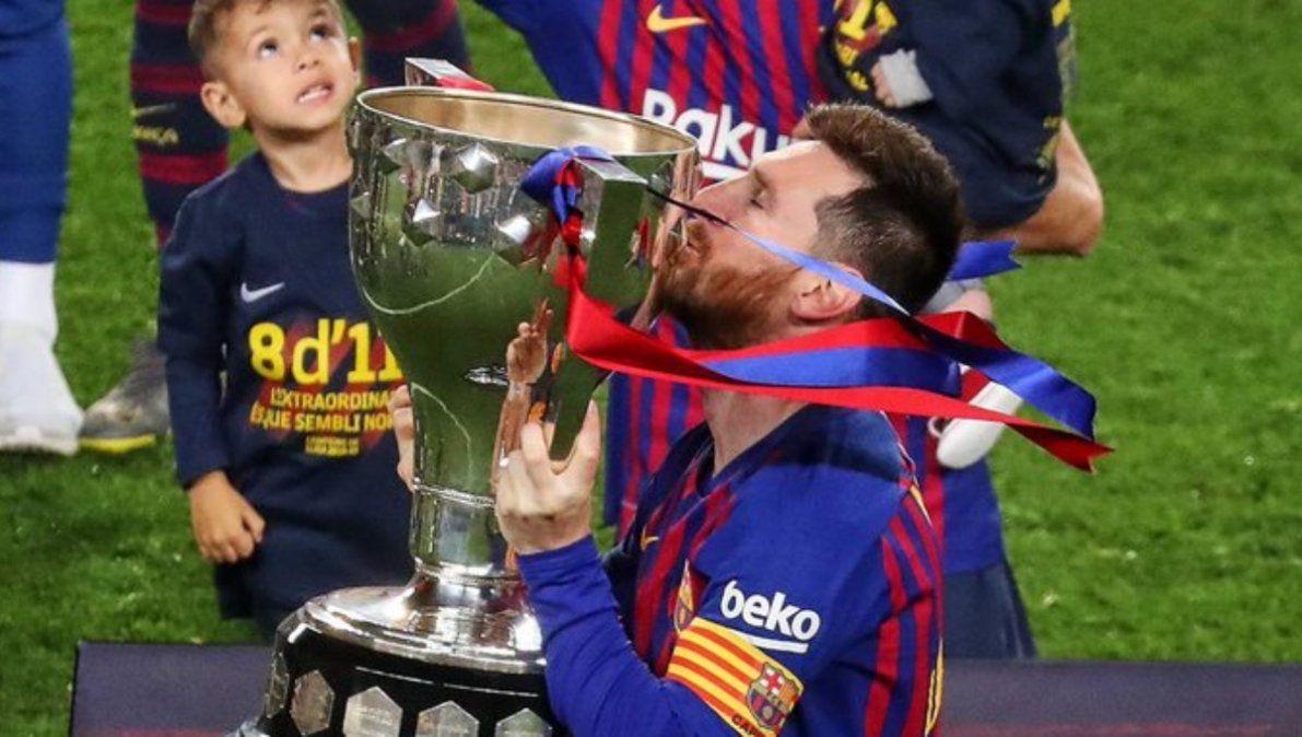 Barcelona exhibirá sus trofeos por Latinoamérica