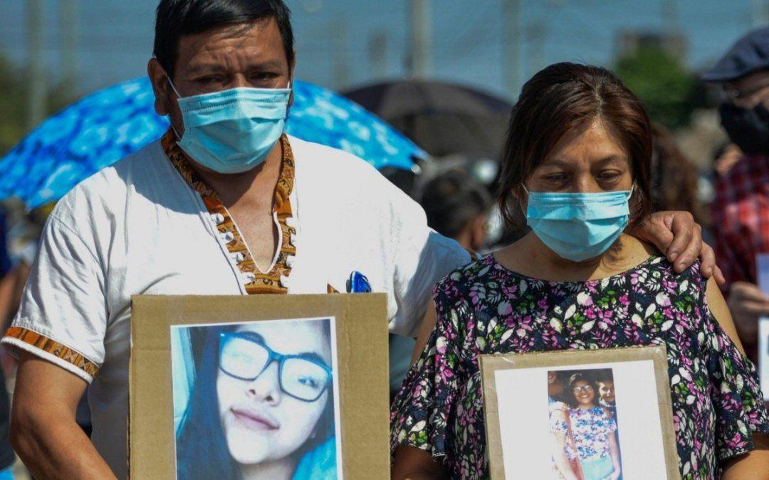 A pocos días de cumplirse el año de la muerte de mi hija pedimos justicia