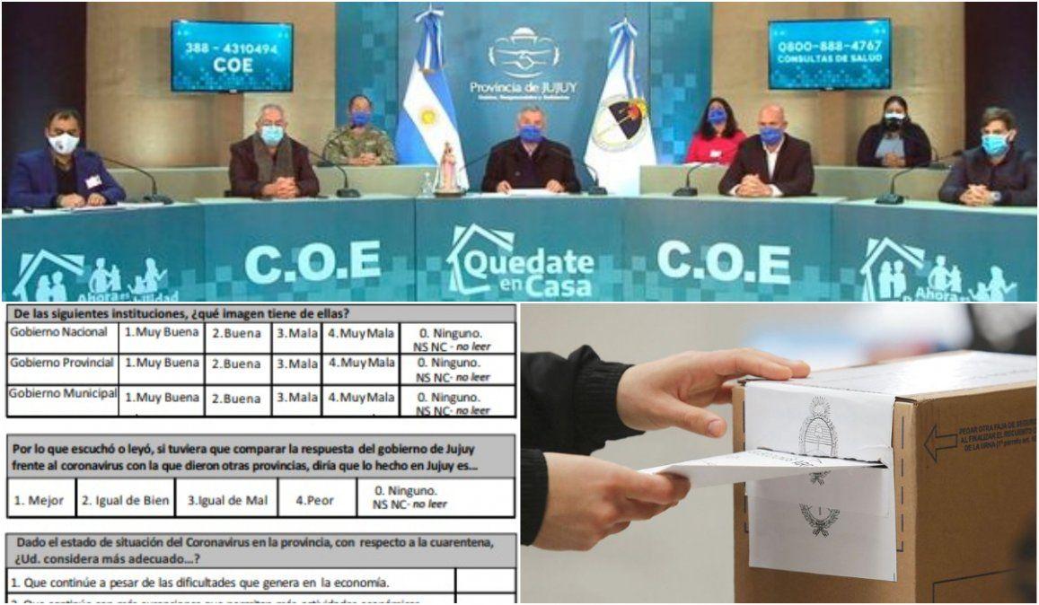 De cara a las elecciones 2021, el gobierno buscaría elevar la figura de dos integrantes del COE