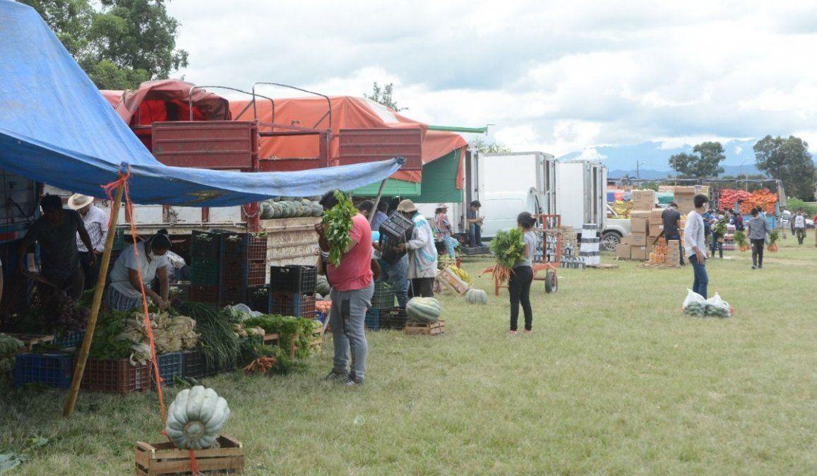 Pequeños productores de Finca El Pongo temen por el quiebre en la actividad