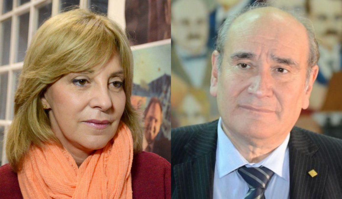 Fellner y Rivarola, socios de la pandemia