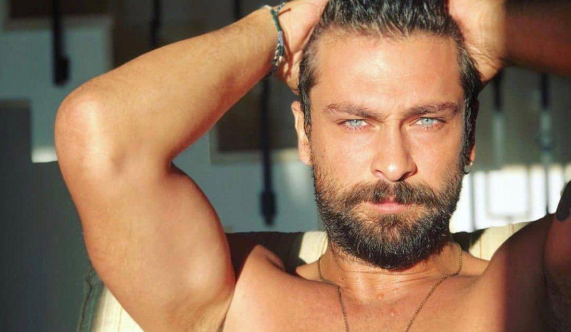 Hombre de la semana: Descubrí los deslumbrantes ojos de Onur Tuna, el actor de Doctor Milagro