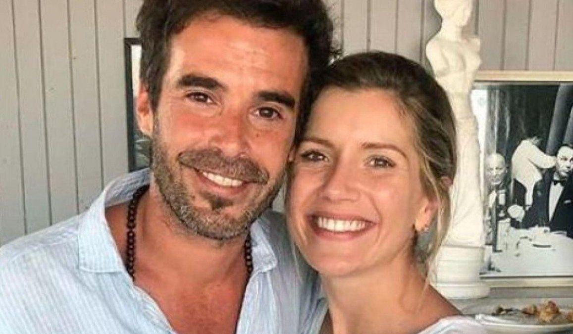 Laurita Fernández subió fotos de sus vacaciones con Cabré pero un detalle llamó la atención