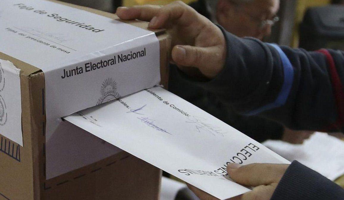 PASO 2021: Las recomendaciones de las autoridades electorales para ir a votar
