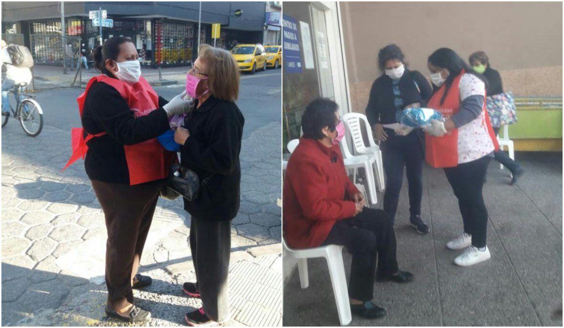 Nuevo contacto para que los adultos mayores reciban asistencia de vecinos solidarios