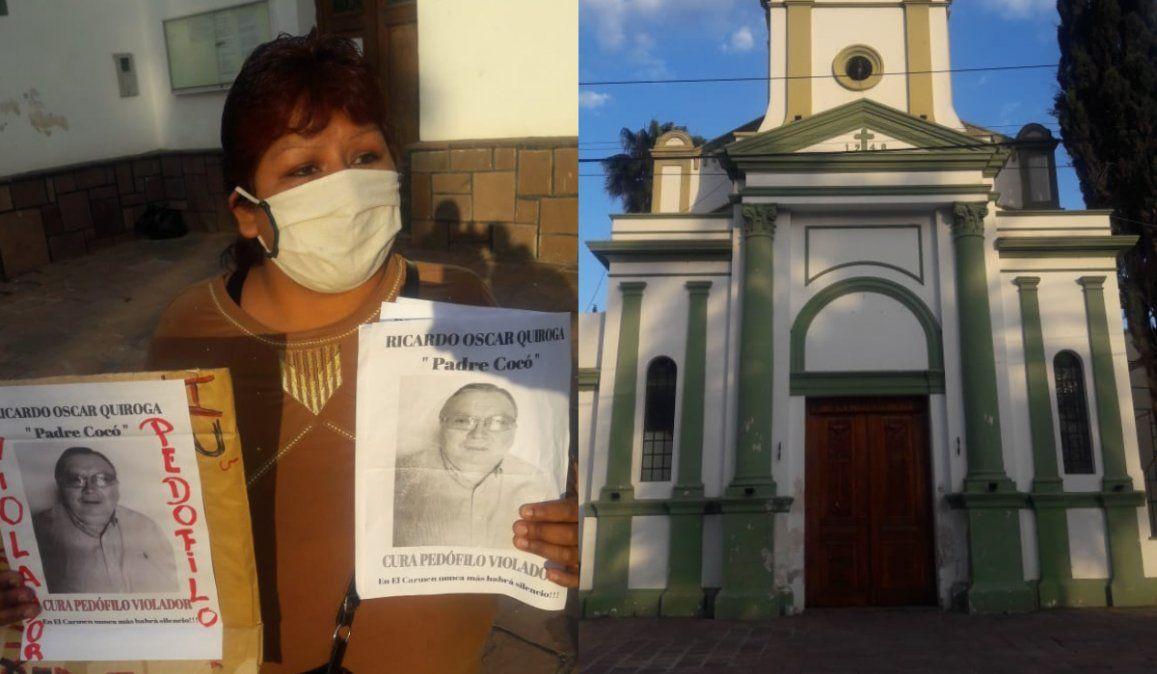 Abuso en El Carmen: No quiero que esto quede impune, a los niños se los respeta