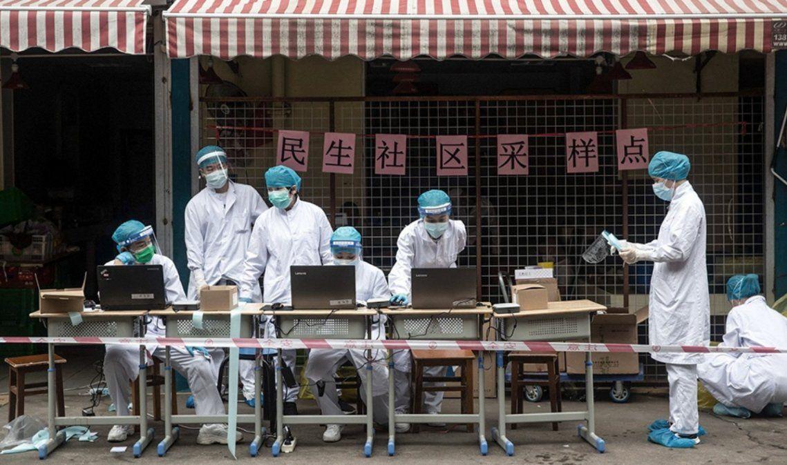 Wuhan en extrema alerta: Gran rebrote por la variante Delta