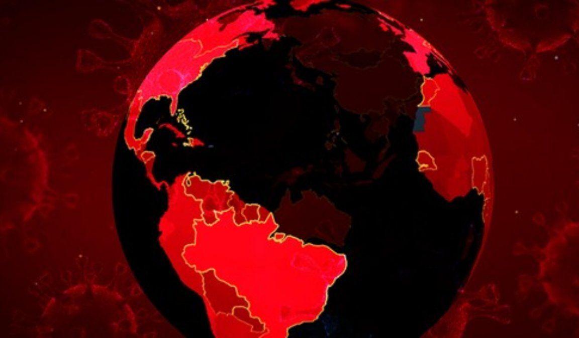 Coronavirus: Ya son más de 16 millones los contagios en el mundo