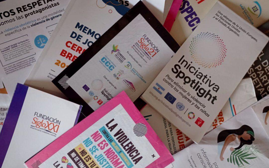 Presentan un kit de herramientas por el fin de las violencias contra mujeres y disidencias