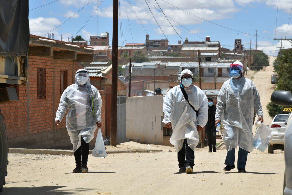 Sigue el aumento de contagios: Confirmaron 57 casos nuevos en Jujuy