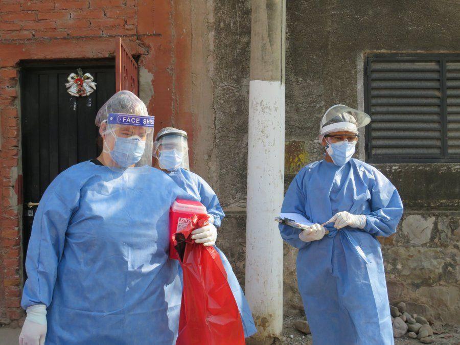 Se registraron 30 casos nuevos y 4 muertes en Jujuy