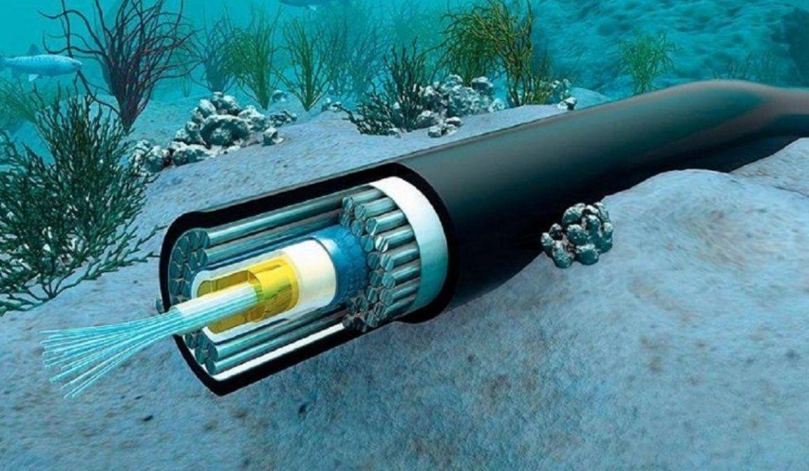 Google anuncia la llegada de un cable submarino que unirá la Argentina con Estados Unidos