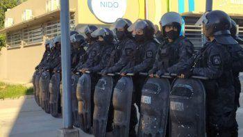 Abogada sobre represión en Campo Verde: