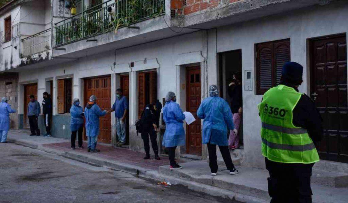 Jujuy registró 255 nuevos casos de coronavirus y suman 14.170