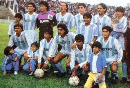 27 de junio 1993: Gimnasia ascendía al Nacional B
