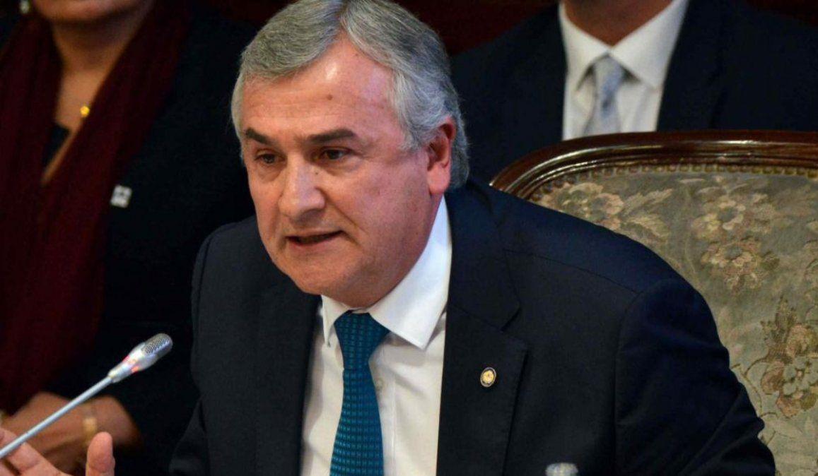Gerardo Morales entre los tres gobernadores con peor imagen positiva del país