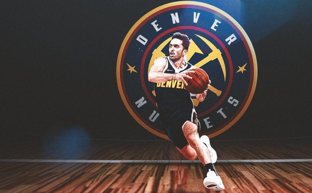 Campazzo arriba a la NBA con Denver Nuggets