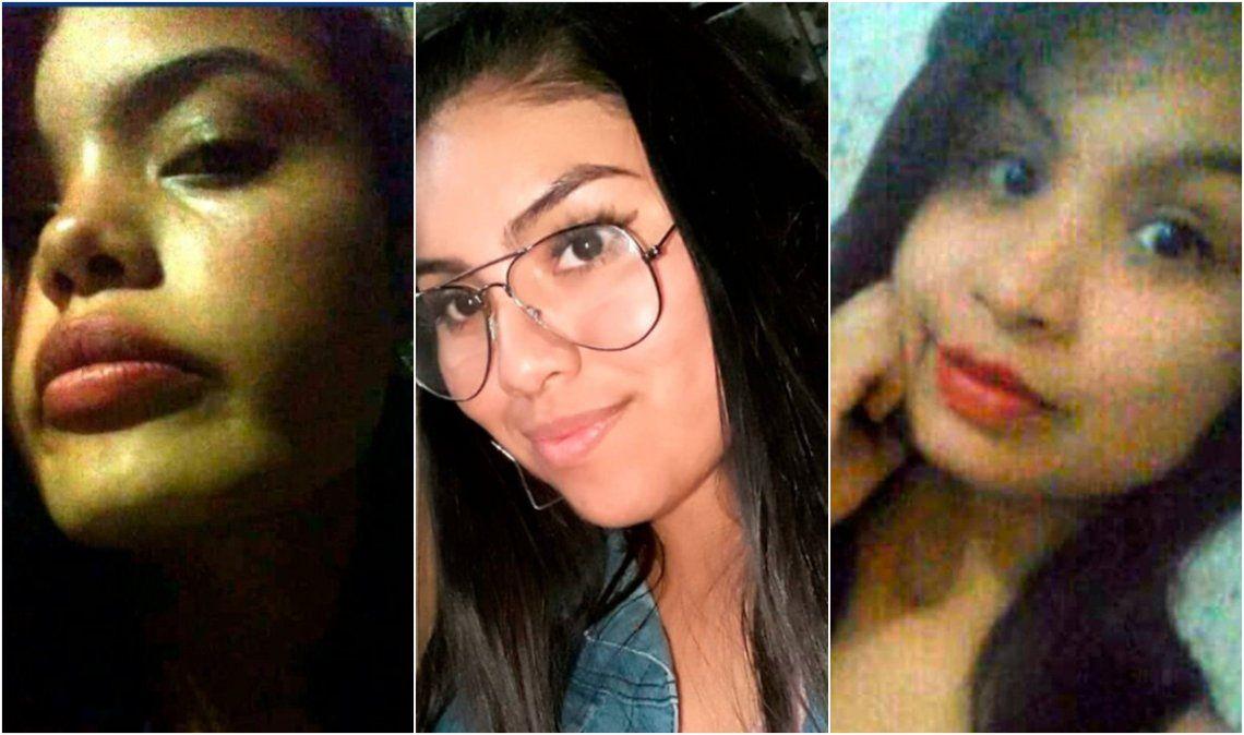 Buscan a tres jóvenes jujeñas desaparecidas