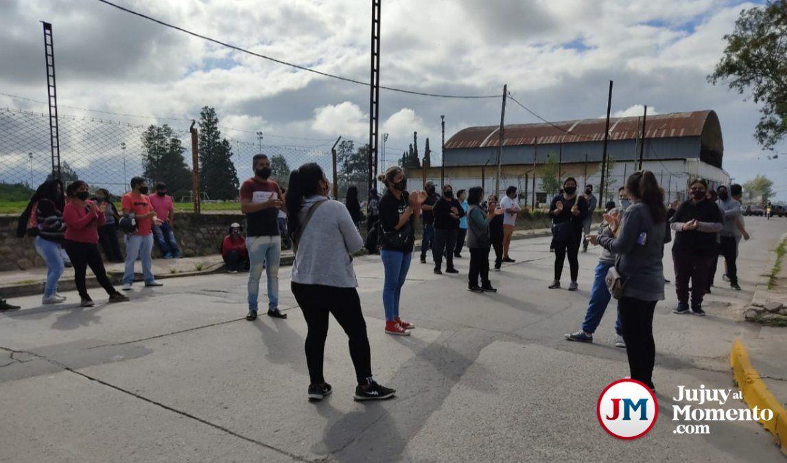 Feriantes indignados con el municipio palpaleño
