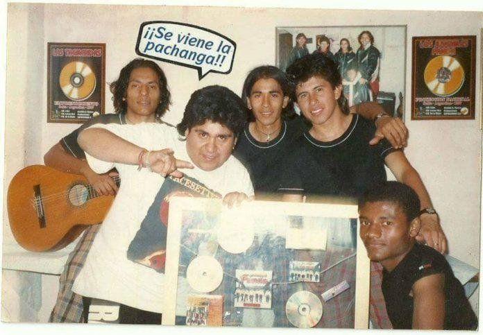 Murió Claudio Zotelo, cantante del grupo Panda: Lo despidió una multitud