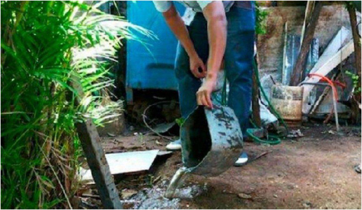Después de las lluvias, piden extremar medidas para evitar la proliferación del dengue