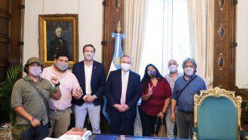 Alberto Fernández ratificó la mesa de unidad del Frente de Todos Jujuy Somos Todos
