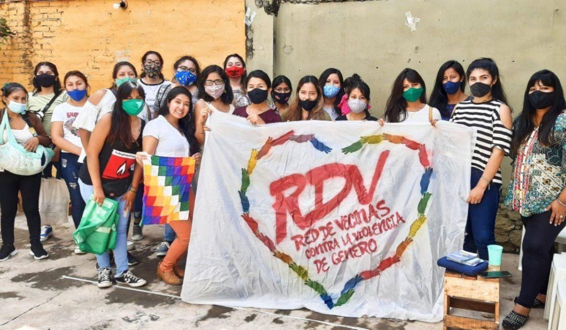 Trabajo en Red: Vecinas contra la Violencia de Género