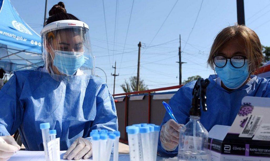 Coronavirus en Argentina: 4032 nuevos casos y 28 muertes en 24 horas
