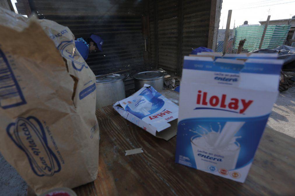 La indignación de los comedores por las partidas de miseria que da el gobierno