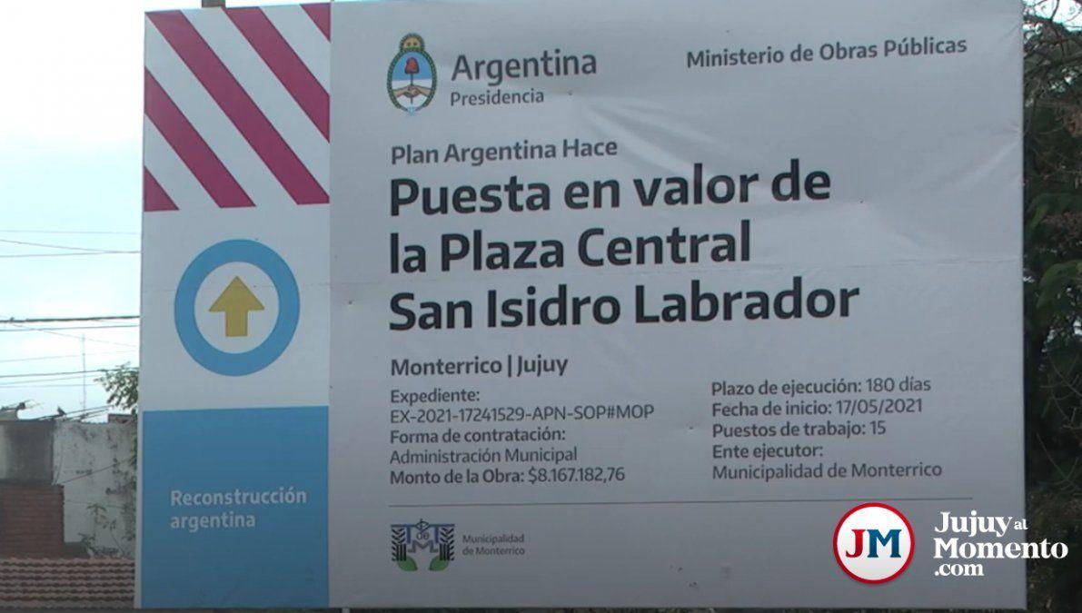 En Monterrico anunciaron una obra que sigue sin iniciar su ejecución