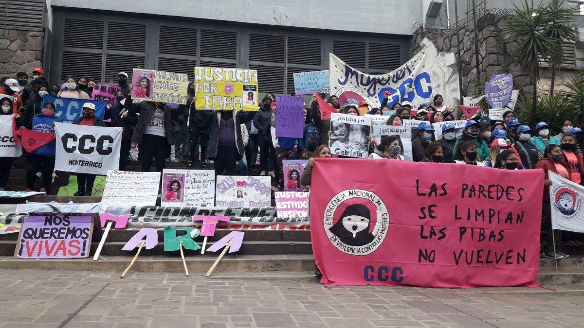 Jujuy aprobó la Ley Iara, declarando la emergencia en violencia de género