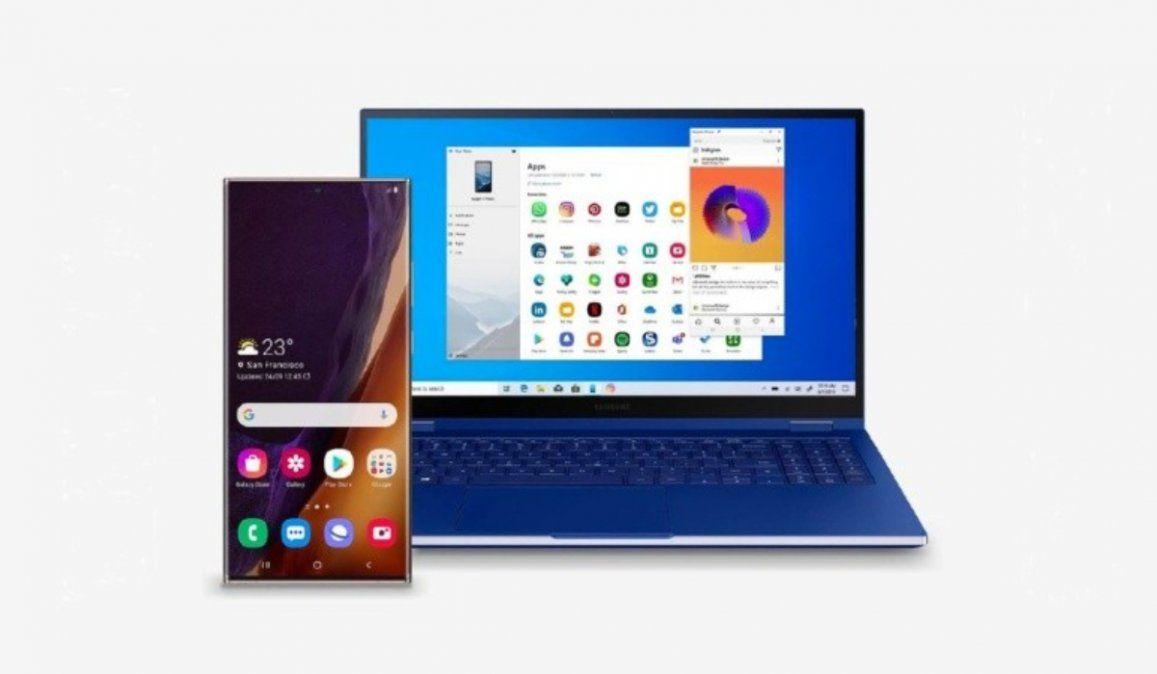 Your Phone: Microsoft integra aplicaciones de Android en Windows 10