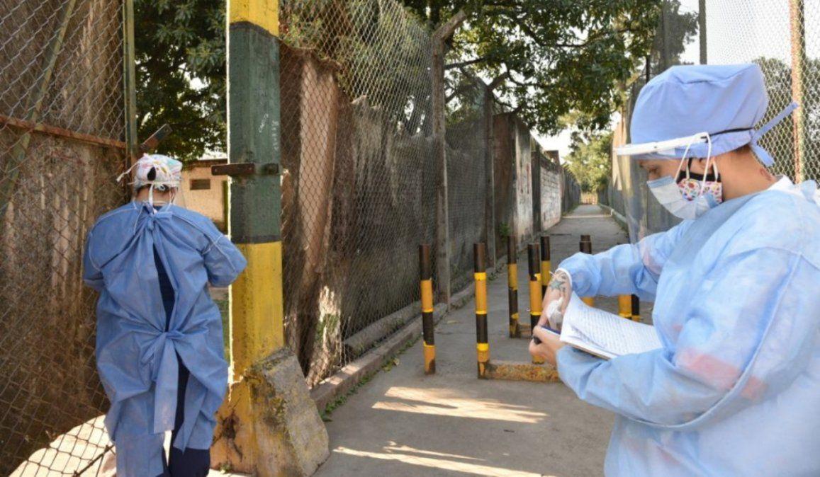 56 nuevos casos de coronavirus y 3 fallecidos en el primer reporte del jueves