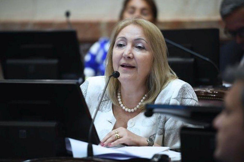 Denuncian a la senadora Silvia Giacoppo por persecución laboral