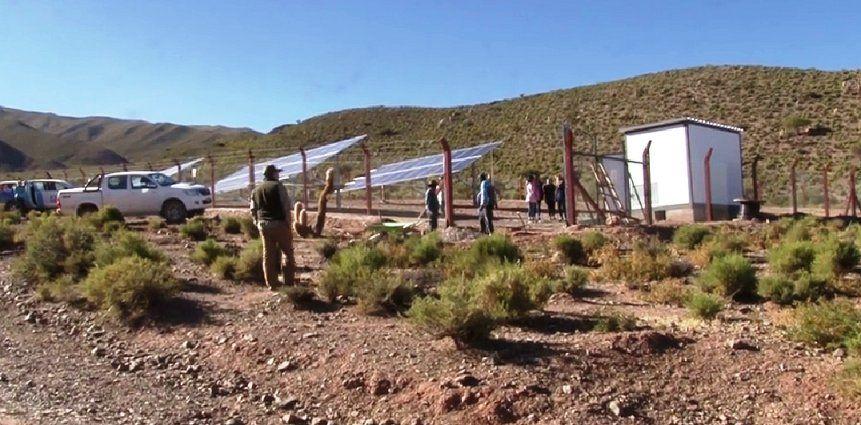 La Ciénaga se convirtió en el segundo pueblo solar de Jujuy